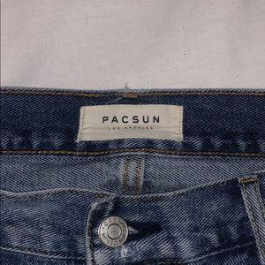 Pacsun girlfriend jeans